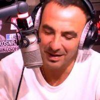 Nikos Aliagas ... La vidéo de son hoquet infernal pendant le 6/9