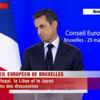 Nicolas Sarkozy ... sa vidéo buzz face à un journaliste italien