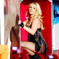 Britney Spears ... La vidéo et les photos de son show chez Jimmy Kimmel