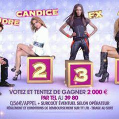 Carré ViiiP ... (SONDAGE) ... Candice, Afida, Alexandre ou FX ... Qui doit partir vendredi