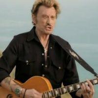 Johnny Hallyday ... Découvrez le clip de La douceur de vivre (VIDEO)