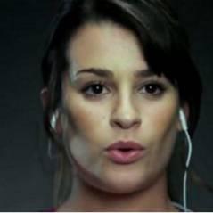 Lea Michele... nouvelle égérie de Nike (VIDEO)