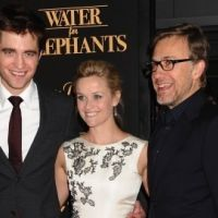 Robert Pattinson et Reese Witherspoon ... tournage éprouvant sur Water for Elephants