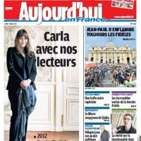 Carla Bruni enceinte ... ''Je ne répondrai pas''