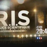 RIS Police Scientifique sur TF1 ce soir ... bande annonce