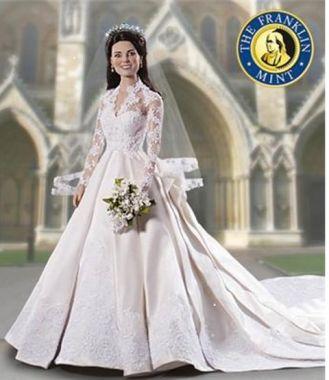 Robe de mariee de la princesse kate