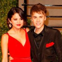 Justin Bieber et Selena Gomez ... leur bisou vidéo star de Youtube
