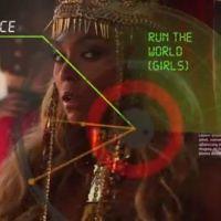 Beyoncé ... Un 3eme teaser énorme pour Run The World (Girls) (VIDEO)