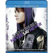 Justin Bieber ... lancement d'un site pour la sortie du DVD de Never Say Never