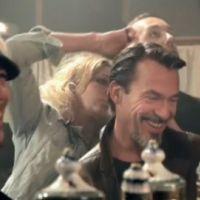 Florent Pagny et Pascal Obispo ... Le teaser du clip Laisse le temps faire (VIDEO)