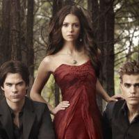Vampire Diaries saison 3 ... Elena et ses deux prétendants