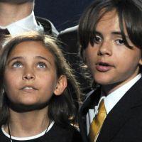 Michael Jackson ... son fils Prince Michael est très amoureux de sa petite amie