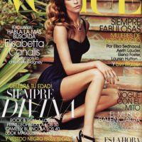 Elisabetta Canalis ... elle pose sexy pour Vogue (VIDEO)
