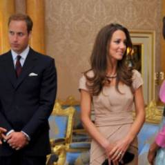 PHOTOS ... une Kate Middleton rayonnante rencontre Barack Obama