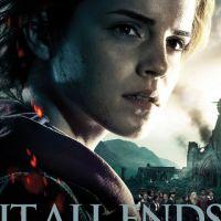 Harry Potter 7 partie 2 ... découvrez un poster explosif avec Hermione (PHOTO)