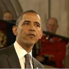 Barack Obama et sa VIDEO buzz ... sa gaffe avec la Reine Elizabeth II