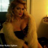 Kate Upton de chez Victoria's Secret ... Ses nouvelles photos hot sur Twitter
