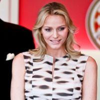 PHOTOS ... Charlene Wittstock sublime au Grand Prix de Monaco