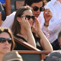 Pippa Middleton à Roland-Garros ... avec un mystérieux inconnu (PHOTO)