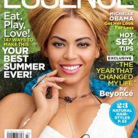 Beyoncé ... Magnifique à la Une d'Essence (PHOTO)