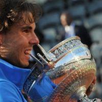 Roland Garros 2011 ... la finale en PHOTOS ... Nadal trop fort pour Federer