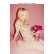 Dakota Fanning sexy en nouvelle égérie de Marc Jacobs pour son parfum Oh Lola (PHOTO)