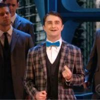 Daniel Radcliffe ... découvrez sa performance aux Tony Awards (VIDEO)