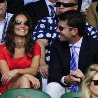 Pippa Middleton PHOTOS : A Wimbledon ... Sans Harry mais avec son ex Alex Loudon