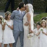 Mariage Kate Moss : elle a choisi Bonpoint pour les robes de ses petites filles d'honneur