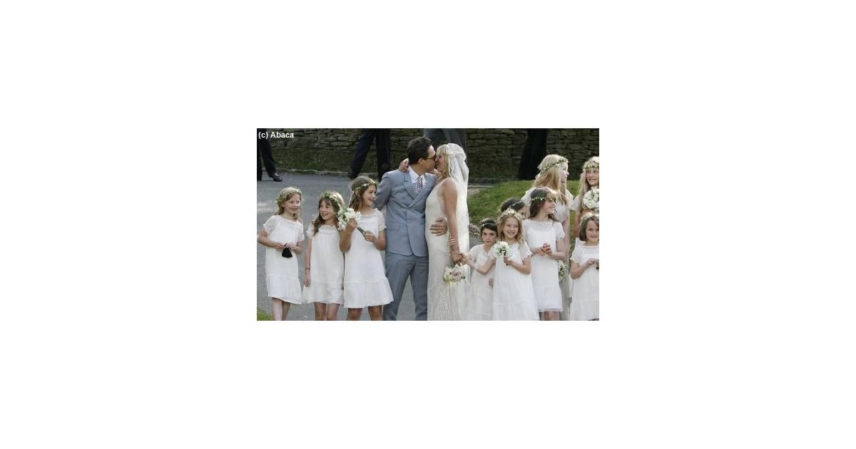 Mariage kate moss elle a choisi bonpoint pour les robes for Robe de mariage de kate moss tomber