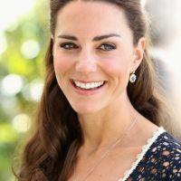 Kate Middleton sur les traces de Lady Diana ... après la bague, les boucles d'oreilles