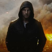 PHOTO - Mission Impossible 4 : Tom Cruise très sérieux