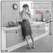 PHOTO - Lorie : La couverture de son prochain single Dita