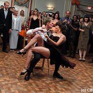 PHOTOS - How I Met Your Mother saison 7 : ça va swinger entre Robin et Barney