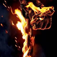 Ghost Rider 2 : une affiche de feu pour le retour de Nicolas Cage