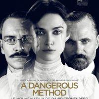 PHOTO - A Dangerous Method : L'affiche officielle du film