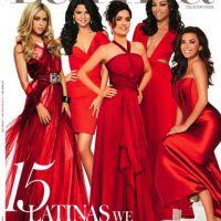 Latina : Le magazine fête ses 15 ans avec 15 bombes latines comme Selena Gomez et Eva Longoria