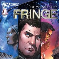 Fringe : Joshua Jackson prend la plume pour le comic book