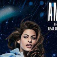 Eva Mendes pour Mugler : les appli Facebook, iPhone, iPad, Androïd