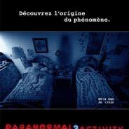 Paranormal Activity 3 : 1 bande annonce en VF, 1 photo et les horaires des avant premières