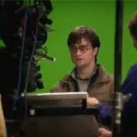 Harry Potter 7 en DVD : premier aperçu des bonus (VIDEO)