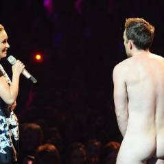 MTV Europe Music Awards 2011 : un homme nu sur scène avec Hayden Pannetiere (VIDEO)