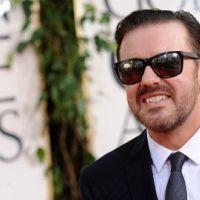 Ricky Gervais aux Golden Globes 2012 : show devant, le roi de la polémique is back