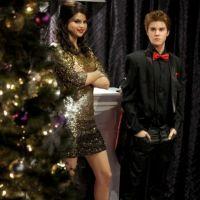 Justin Bieber et Selena Gomez : leurs statues de cires ratées à New York (PHOTOS)