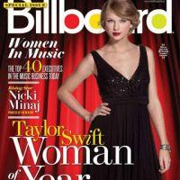 Taylor Swift femme de l'année pour Billboard ... mais souvent seule (PHOTO)
