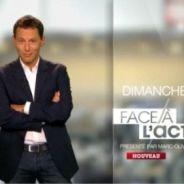 Marc Olivier Fogiel n'est plus Face à l'actu : M6 annule son émission