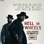Hell on Wheels saison 2 : en route pour une nouvelle saison sur AMC (VIDEO)