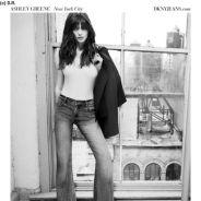 Ashley Greene s'affiche en grand format dans les rues de New York pour DKNY (PHOTOS)