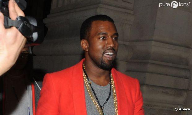 Kanye West à Paris, Gare du Nord
