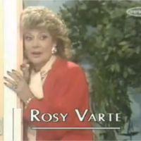 """Rosy Varte alias Maguy est partie, hommage à """"une grande artiste"""""""